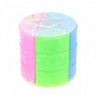 YJ cube Stars Cylindrique