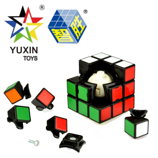 Yuxin cubes pieces