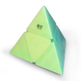 qiyi Pyraminx 2x2 jelly stickerless