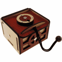LOOPY BOX JC constantin Wooden